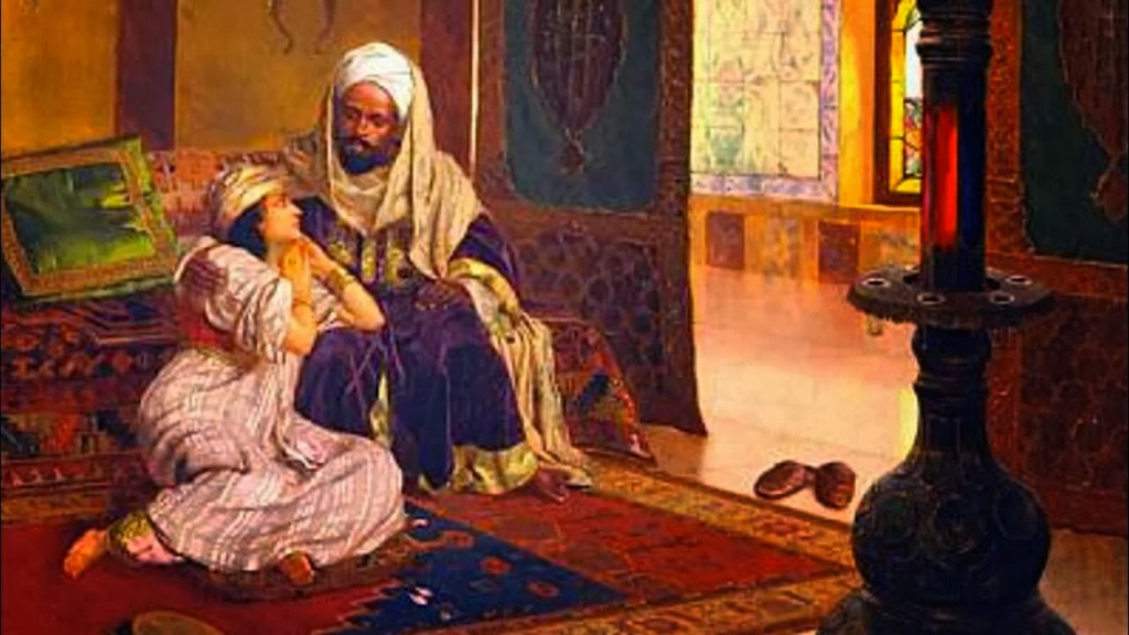 ibn zaydun y wallada