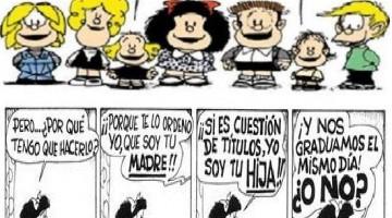 Día Madre - Mafalda