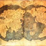 mapa Zheng He