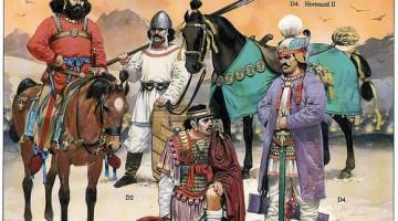 Sociedad Persa