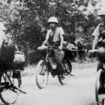 El día que unos japoneses en bicicleta humillaron al ejército británico