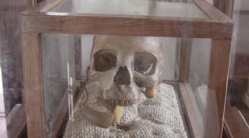 Cráneo de Mkwawa