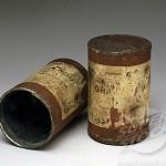 ¿Qué problema tenían las primeras latas de comida en conserva?