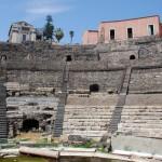 Teatro griego Catania