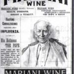 El Papa que protagonizó una campaña publicitaria… de vino de coca