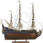 Soleil Royal, el barco del Rey Sol