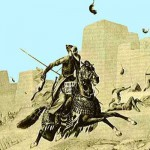 Egipto cayó en manos de los persas por los gatos