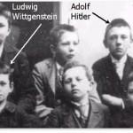 El genocida y el filósofo, compañeros de clase