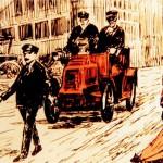 ¿Por qué en la Inglaterra de 1865 los coches debían ir con tres ocupantes?