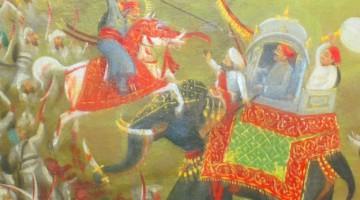Batalla de Haldighati