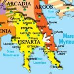 La ciudad que fundaron los hijos ilegítimos de Esparta.