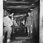 Túneles en Messines