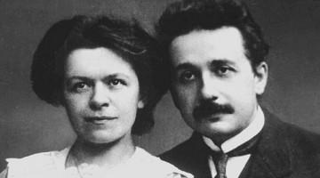 Einstein y Mileva