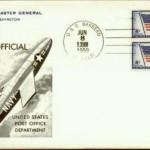 El Missile Mail, entre el correo tradicional y el email