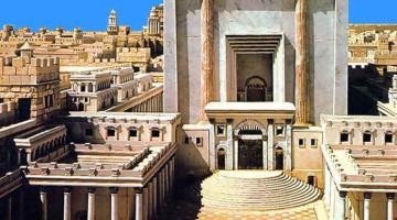 Maqueta del Templo Salomon