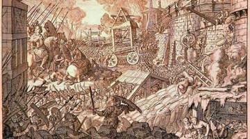 Asedio de Tiro