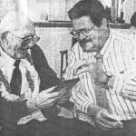 Fritz Vincken y Ralph Blank