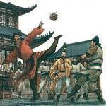 El fútbol no lo inventaron los ingleses sino los chinos