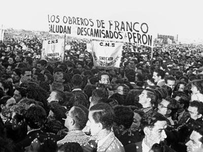 Se acabo la mentira: Argentinos los mas amados en España