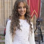 Michelle Jenner interpreta Isabel en la serie TVE