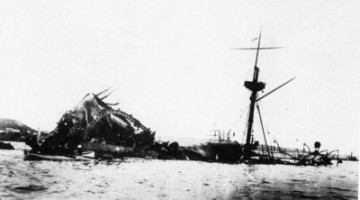Hundimiento USS Maine
