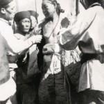 Brutal secuencia de imágenes de una ejecución Ling Chi