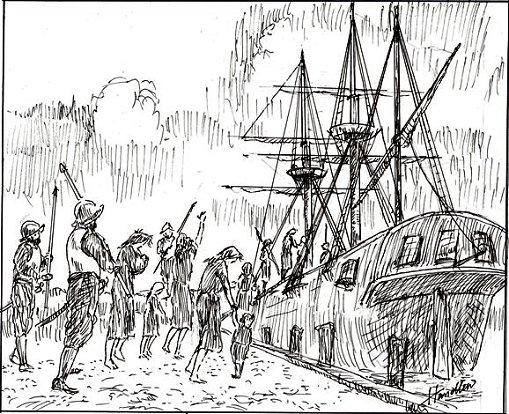 Los esclavos olvidados de Amrica los irlandeses  Historias de