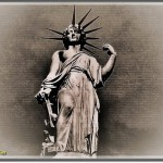 Estatua de la Libertad de Madrid