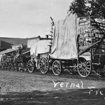 Vernal Utah Freight Wagon