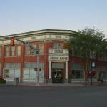 Zions Parcel Post Bank Vernal