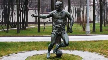 Estatua Eduard Streltsov