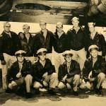 Tripulación del B-24 estrellado