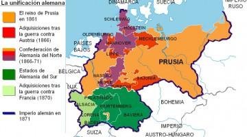 unificacion alemana