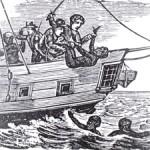 La masacre del Zong, cuando los esclavos eran arrojados por la borda para cobrar el seguro
