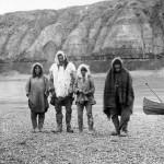 La desaparición de un pueblo inuit.