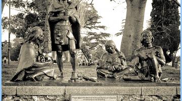 Monumento a los últimos charrúas (Montevideo)