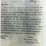 Carta de Gandhi a Adolf Hitler en 1939