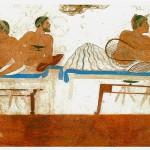Las tertulias y los chupitos de sobremesa, un invento de la Antigua Grecia