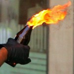El cóctel Domínguez, el origen del cóctel Molotov