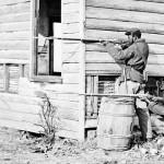 Los soldados afroamericanos capturados no eran considerados prisioneros de guerra