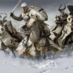 Los cruzados que perecieron bajo el hielo ruso
