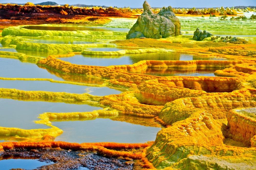Desierto de Danakil