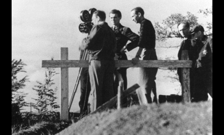Grabación de la película