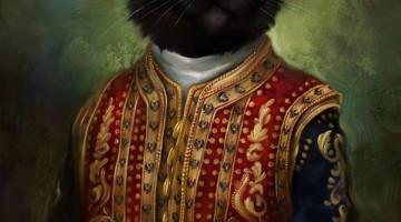 hermitage-cat