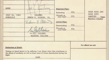Apolo XI - Doc. Inmigración