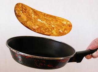 dar la vuelta a la tortilla