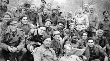 Miembros de la Brigada