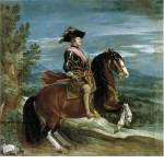 ¿Por qué Velázquez pintaba los caballos tan gordos?