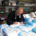 Firmas en la Feria del Libro de Zaragoza, Madrid y Teruel