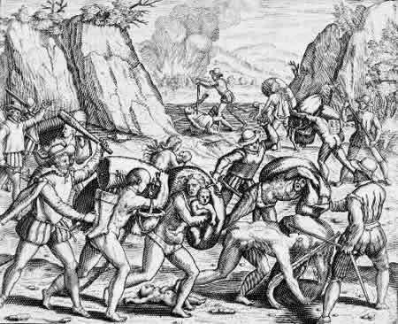 Los brutales grabados que ayudaron a crear la leyenda negra